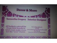 Interior designer / All decorating