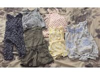 31 items of mostly next clothes , girls , 9-12 & a couple of 6-2 good condition