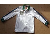 Joules rugby shirt top sweater, aged 8-10 years - Larne/Belfast, £8