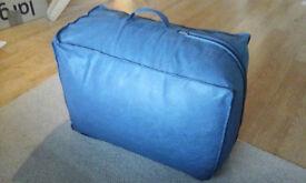 Double duvet, duvet cover, pillow and carry case