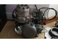Ktm 500 and ktm 350 gs parts