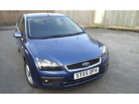 Ford Focus 1.6 Zetec Climate 5 Good Looking Solid Decent Reliable Respectable Runaround