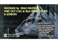 ★Full body MASSAGE by ★Young MALE Masseur to★Your HOTEL/HOME in LONDON (Gay Friendly)