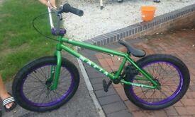 MAFIA KUSH 2 BMX bike Like New RRP £175 Barely used