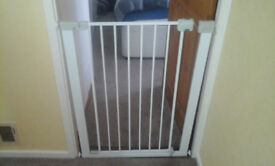 Extra tall child safety gate