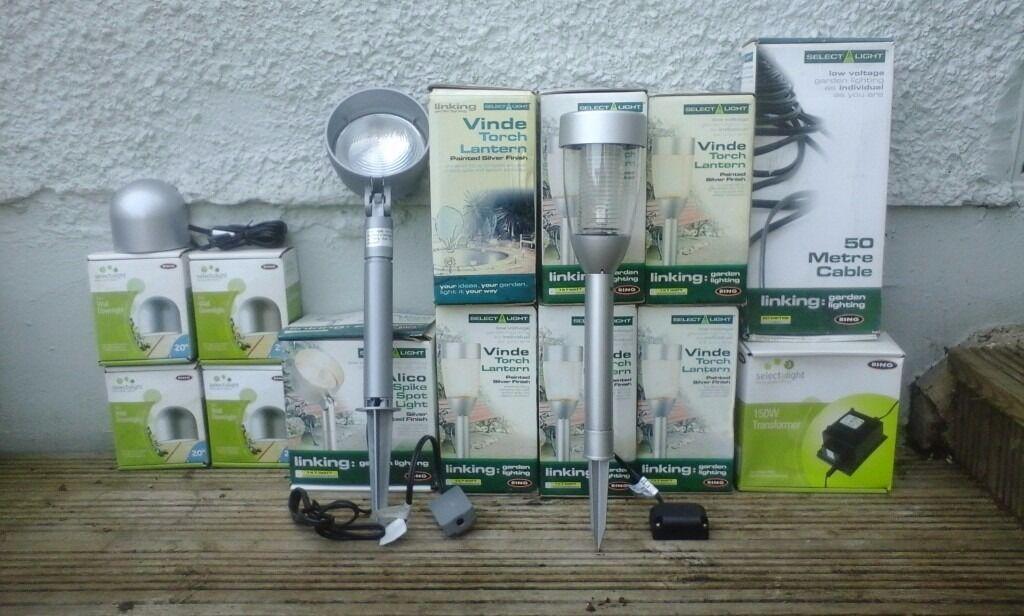 Ring Low Voltage Garden Lighting System