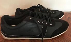 Men Lacoste Shoe Size 7 Nearly New
