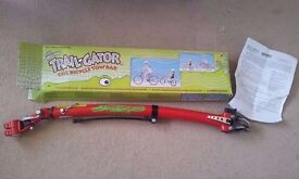 Trail Gator - the bicycle tow bar