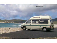 Auto-sleeper Topaz 2-berth (VW T4) in top condition for sale.