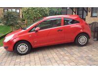 Smart Vauxhall Corsa, 2009 *low mileage *