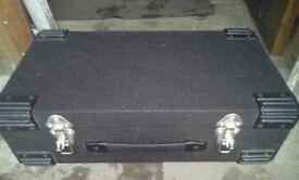 Heavy duty dj carry box