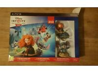 Disney infinity 2.0 Toy box combo pack PS3 Playstation 3 with game