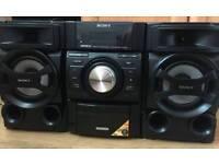 SONY GENEZI - MHC-EC69i Hi-fi System