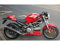 Ducati Monster 620ie 2002