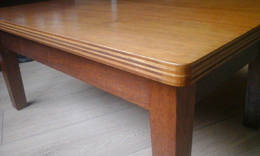 House Clearance BargainsCoffee Tablein Sheffield, South YorkshireGumtree - Solid Hardwood Coffee Table, Bargain Price, Available for Collection. 17 Overend Drive Gleadless Valley Sheffield S14 1JH