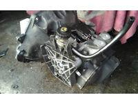 corsa semi auto gearbox