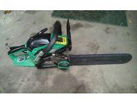 14 inch petrol chainsaw
