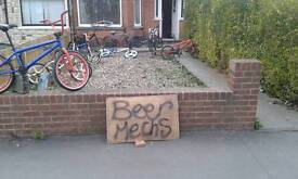 BEER-MECHS Ye Olde School Rides BMXs PARTS SOURCING GENERAL WIZARDRY