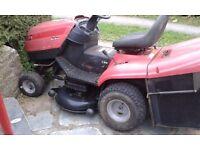 Castel garden lawnking Ride On Mower/tractor repair or braking for spares