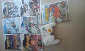 selection of wee games