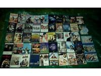 FIFTY DVDS HOLLYWOOD MOVIES REGION TWO