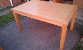 5 ft x 3 ft dining table