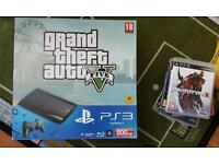 Ps3 super slim boxed 500gb
