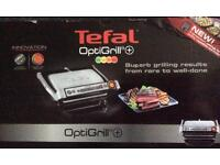 Tefal optiGrill cooker health food,appliance. ,Brand new. P code Eh164hs
