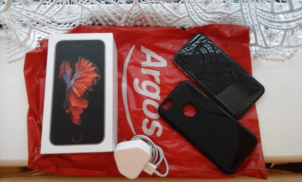 Iphone 6S spacegrey
