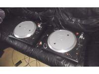 umark TT1625 Direct Drive DJ Turntable Deck £90
