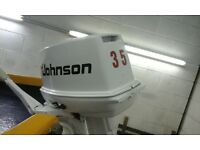 Johnson 35hp outboard