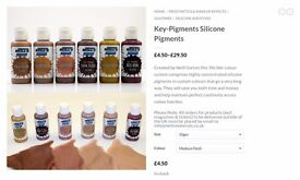 Silicone Pigments 50gm