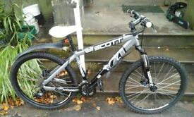Scott octogan adults mountain bike