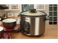 Cooks Professional 1.5L Rice Cooker MUST GO TODAY reduced to £5!!!