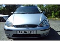 Ford Focus 2.0 i 16v Ghia 5dr Good Looking Runaround With 1 Years MOT