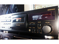 Teac V-1050 3-head cassette deck