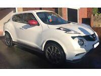 4WD 4x4 Juke Nismo CVT Auto 1.6 DIG-T Rs Tech Pack Xtronic 5dr FSH 7Kmiles