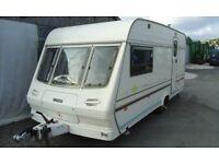 1997 Lunar Solar 462 caravan, awning & extras, ready to use