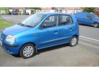 Hyundai Amica Gsi 2006 in excellent condition only 20910 miles, regularly serviced & maintained