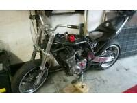Motorcycle project or spares repairs bikes needed