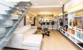 Spacious 1 bedroom Duplex flat in Bermondsey. £3,450/mnt must be for 3 mths. Bills inclu.