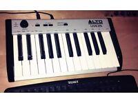 ALTO Live25 MIDI Controller