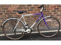 52cm 20 inch Vintage racer hybrid retro Falcon Explorer road race racing bike commuter bicycle