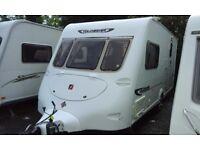 2004 Fleetwood Colchester 470/2EB caravan