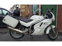 2001 MZ Skorpion Traveller – Yamaha 660