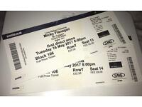 2 x Micky Flanagan Tickets - Leeds 16th May - £70
