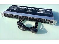 Behringer ADA800 Ultragain Pro-8 Digital