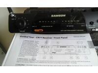 Samson guitar wireless system