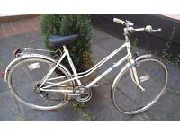 ladys PUCH bike (retro)