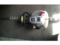 Spear and jackson petrol hedge cutter